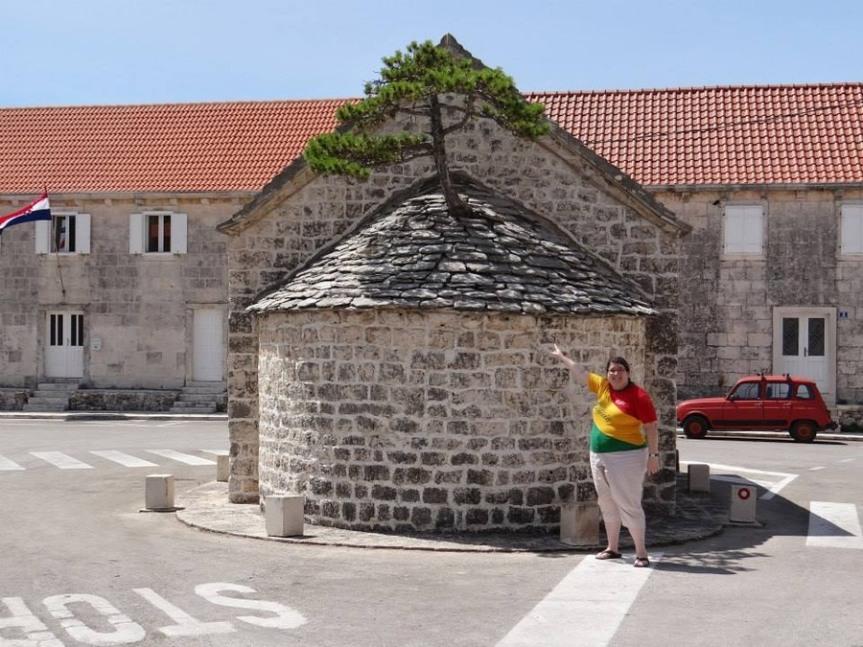 Vecernji List Alejandra Pavisich en Croacia