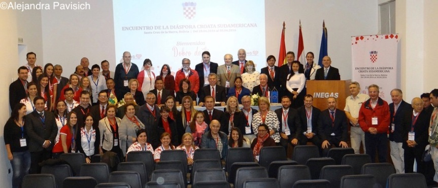 VEČERNJI LIST: Meeting of the South American Croatian Diaspora