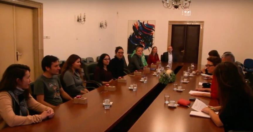 HRT: Video sobre los retos de los estudiantes extranjeros en el programa de becas parciales para estudiar croata en Croacia (exCroaticum)