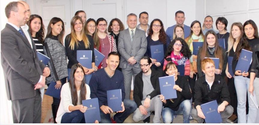 Se amplia posibilidad de estudiar croata a 4 semestres para poder aplicar a la ciudadania croata y vivir enCroacia